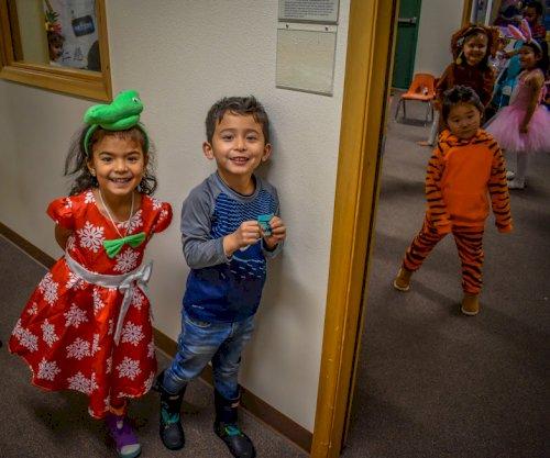 Mongol Kid's School Holiday